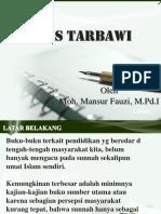 Prolog Hadis Tarbawi