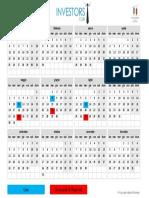 Calendario Investors Club