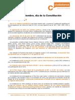 Constitucion SABIAS QUE