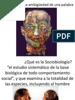 Socio Biolog i A