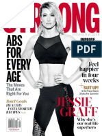 Strong Fitness May-June 2017