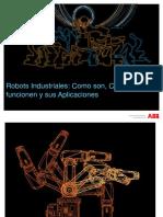Introducción a Los Robots Industriales