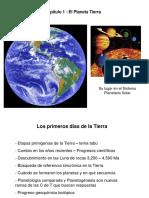 Capítulo 01_ Primeros Dias de La Tierra - Slides