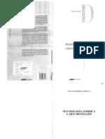 MARTINEZ ZORRILLA DAVID ARGUMENTACION JURIDICA Metodología jurídica y argumentación..pdf