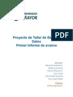 Informe Bd 2