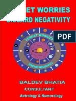 Forget Worries Discard Negativity