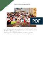 Grupos Folclóricos Gran Canaria