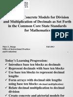 Division of Decimals PPT-Oct2013
