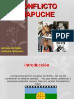 Conflicto Mapuche