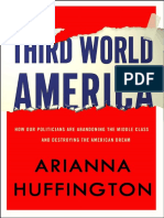 Third World America by Arianna Huffington - Excerpt