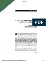 A FIGURA DE SÓCRATES NA LÓGICA DA FILOSOFIA DE ERIC WEIL - PDF