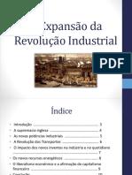 A Expansão da Revolução Industrial, Maria, Ana e Sara.pptx