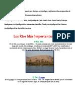 Islas y Archipielagos