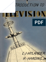 An Introduction to Television - Hylander - 1941