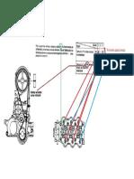 Procedimento de Regulagem de Válvulas Asia Towner Motor CD800