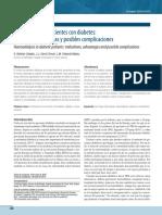 Hemodiálisis en Pacientes Con Diabetes