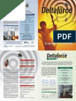 Brochure Deltaforce 2.5 y SC 50