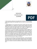 Trabajo Práctico N° 3 Titular (De los delitos y de las penas. Beccaría)