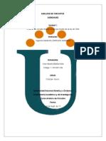Unidad 1 trabajo  individual  ANALISIS DE CIRCUITOS.