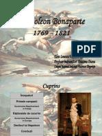 12. Diaconu Diana, Napoleon Bonaparte