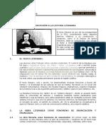LT 23 - Introducción a La Lectura Literaria