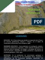 GEOLOGIA CHOTA FORESTAL AMBIENTAL TEMA I - II.pptx