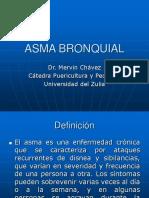 Tema 31. Asma Bronquial - Dr. Mervin Chavez