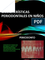 Características Periodontales EN NIÑOS.pptx