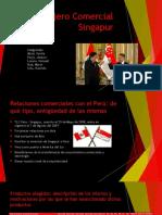 Consejero Comercial Singapur