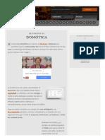 Definición de Domótica - Qué Es, Significado y Concepto