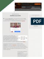 Definición de Especiación - Qué Es, Significado y Concepto