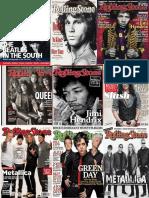 PRINT Magazine Rolling Stone