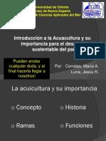 Charla 1. Importancia de la Acuicultura.ppt