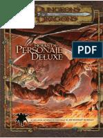 D&D - 3.5 - Devir - Hojas de Personaje Deluxe [DD1004]