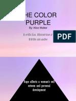 The Color Purple - Leticia