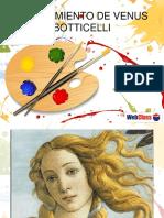 La Venus de Botticelli