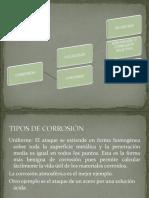 Clase Corrosión II