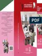 Portada Revista Latinoamericana de  Derechos Humanos 25 (1)
