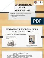 Universidad Alas Peruanas. Semana 1 (1)
