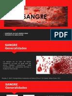Fisiología Sangre