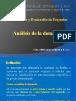 Sesión 5 FGEP Analisis de la Demanda.pptx