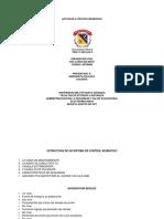 Estructura de Un Sistema de Control Neumatico