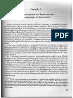 LÉTOURNEAU Cap. 3 Cómo Interpretar Una Fuente Escrita El Comentario de Documento