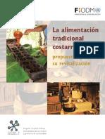 DPEEAS Alimentacion Tradicional Diseno 2014