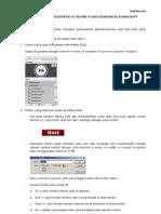 Membuat Slide Presentasi Di Adobe Flash Dengan Action Script