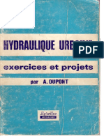 Hydraulique Urbaine Dupont Tome 3