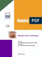 3o Ano - Do Civil - Contratos Ugs, LED, ORAN, TART, SANP, METAN  (2).pdf
