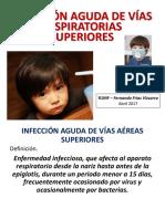Infección Aguda de Vías Respiratorias Superiores