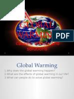 GLOBAL WARMING Presentation Slide.pptx