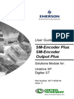 SM-Encoder Plus_Encoder Output Plus User Guide